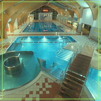 basen olender logafit nauka pływania